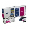 HP C4962A (#83) Magenta Genuine Printhead Cartridge