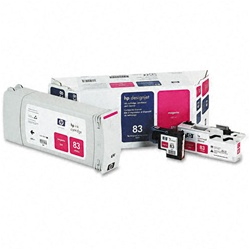 HP C5002A (#83) Magenta UV Value Pack