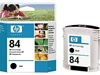 HP #84 Genuine Black Ink Cartridge C5016A