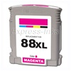 HP 88XL High Yield Magenta Inkjet Cartridge C9392AN