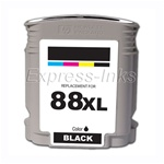 HP 88XL High Yield Black Ink Cartridge C9396AN