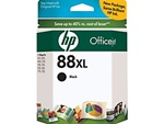 HP #88XL Genuine Black Ink Cartridge C9396AN