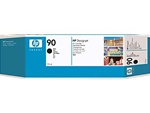 HP #90 High Yield Black Genuine Ink C5059A
