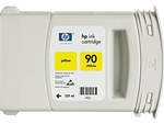 HP #90 Yellow Genuine Ink Cartridge C5064A