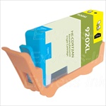 HP #920XL Cyan Inkjet Ink Cartridge CD972AN