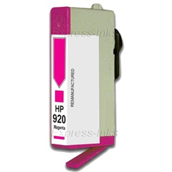 HP #920 Magenta Inkjet Ink Cartridge CH635AN