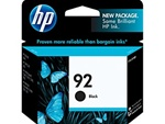 HP #92 Genuine Black Ink Cartridge C9362WN