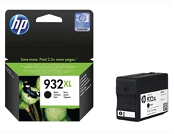 HP #932XL Genuine Black Ink Cartridge CN053AN