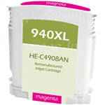 HP 940XL Compatible Magenta Inkjet Cartridge C4908AN