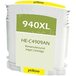 HP 940XL Compatible Yellow Inkjet Cartridge C4909AN