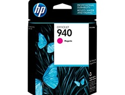 HP #940 Magenta Inkjet Cartridge C4904AN