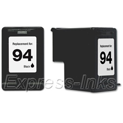 HP C8765WN Black Ink Cartridge #94
