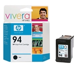 HP 94 Black Inkjet Cartridge C8765WN