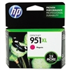 HP #951XL Genuine Magenta Ink Cartridge CN047AN