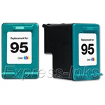 HP #95 Tri-Color Inkjet Cartridge C8766WN