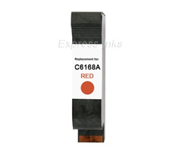 HP C6168A Fast Dry Red Ink Cartridge