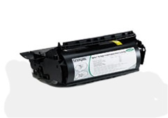 Lexmark 12A0825 Black Toner Cartridge