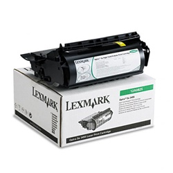 Lexmark 12A0825 Genuine Toner Cartridge
