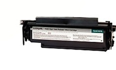 Lexmark 12A7415 High Yield Black Toner Cartridge