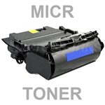 Lexmark 12A7462 High Yield MICR Toner Cartridge