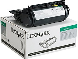 Lexmark 12A7465 Genuine High Yield Toner Cartridge