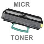 Lexmark 12A8405 High Yield MICR Toner Cartridge