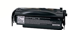 Lexmark 12A8425 High Yield Black Toner Cartridge