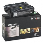 Lexmark 12A8425 High Yield Genuine Toner Cartridge