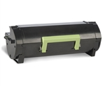 Lexmark 50F1X00 Genuine Toner Cartridge 501X