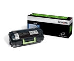 Lexmark 52D1X00 Genuine Toner Cartridge 521X