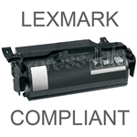 Lexmark 64015HA Compliant Compatible Toner Cartridge