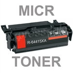 Lexmark 64415XA Extra High Yield MICR Toner Cartridge