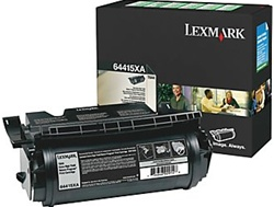 Lexmark 64415XA Genuine Extra High Yield Toner Cartridge