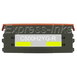Lexmark C500H2YG Compatible Yellow Toner