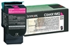 Lexmark C544X1MG Genuine Magenta Toner Cartridge