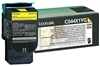 Lexmark C544X1YG Genuine Yellow Toner Cartridge