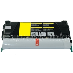 Lexmark C734A1YG Compatible Yellow Toner Cartridge