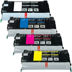 Lexmark X736/ X738 High Yield Compatible Toner Combo