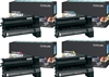 Lexmark C782 High Yield Genuine Toner Cartridge Combo