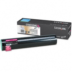 Lexmark C930H2MG Genuine Magenta Toner Cartridge