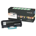 Lexmark E360H11A Genuine High Yield Toner Cartridge