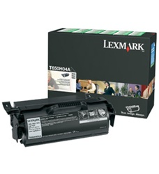Lexmark T650H04A Genuine Label Toner Print Cartridge