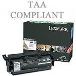 Lexmark T650H41G Genuine Toner Print Cartridge