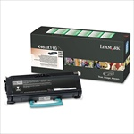 Lexmark X463X11G Genuine Toner Cartridge