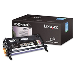 Lexmark X560 Genuine Black Toner Cartridge X560H2KG