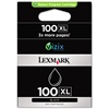 Lexmark 100XL Genuine Black Ink Cartridge 14N1068