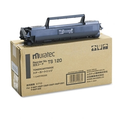 Muratec TS120 Genuine Black Toner Cartridge