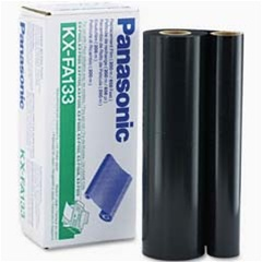 Panasonic KX-FA133 Genuine Thermal Fax Film Refill Roll