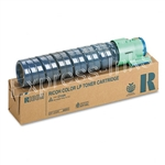 Ricoh 821073 Genuine Cyan Toner Cartridge
