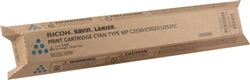 Ricoh 841281 Genuine Cyan Toner Cartridge